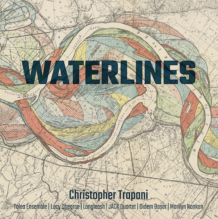 Waterlines Album Cover
